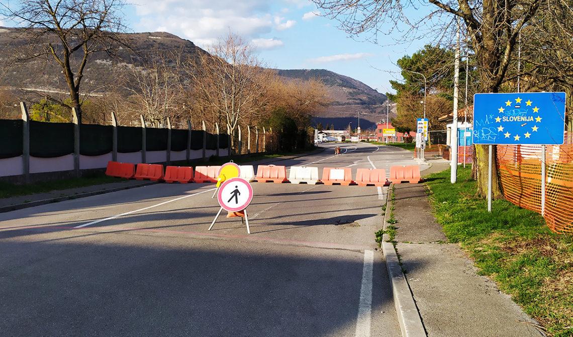 slovensko-italijanska meja